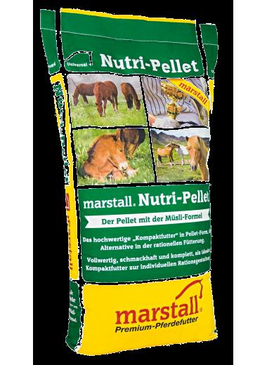 Nutri Pellet MArstall