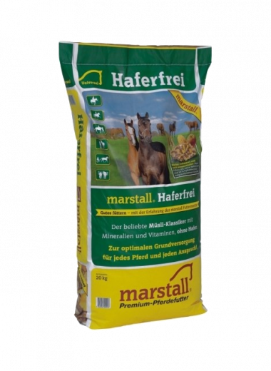 HAFERFREI Marstall