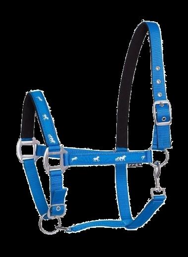 Kantar API Active Horse niebieski