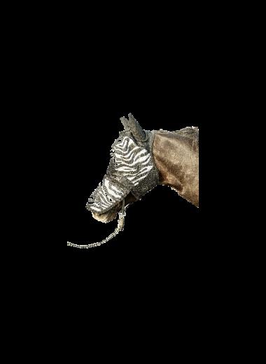 HKM Maska przeciw owadom zebra