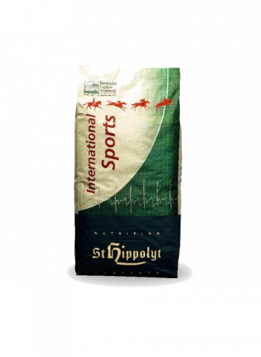 St. Hippolyt HippoVet Kräuter Musli 20 kg