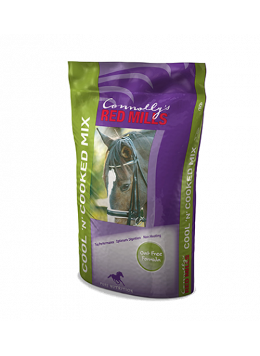 Red Mills Cool'n'Cooked Mix 20kg