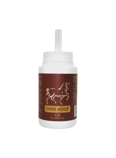HOOF Oil Over Horse olej do kopyt 550 ml