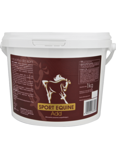 Sport Equine Add 1 kg mieszanka paszowa dla koni sportowych Over Horse