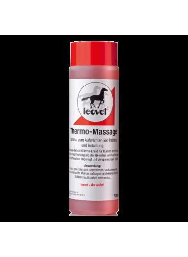 Leovet thermo massage żel rozgrzewający24h