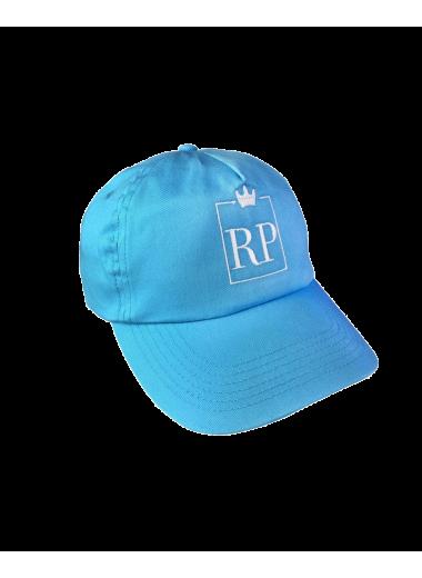 Royal Pony Czapka z daszkiem niebieska 24h