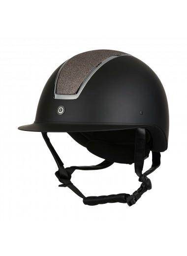 Horze Kask Monarch Metallic Glitter