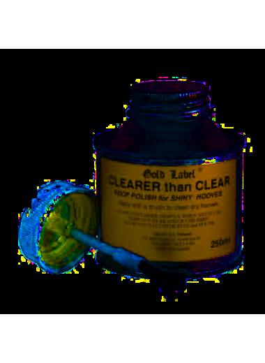Gold Label Clearer than CLear lakier do kopyt