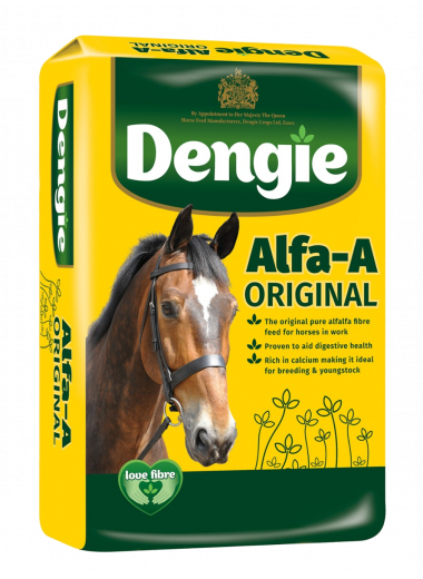 Dengie ALFA- A Oryginal sieczka
