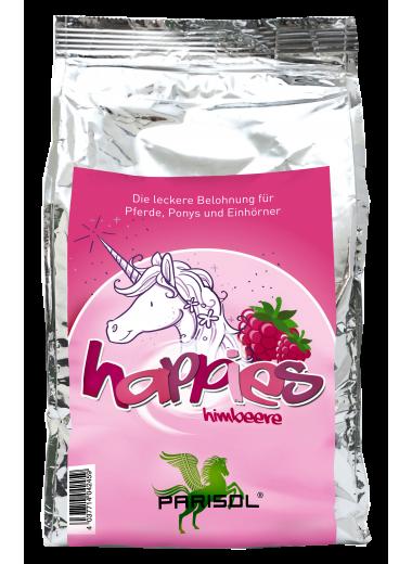 Parisol Smaczki dla konia Unicorn malinowe 1kg 24h