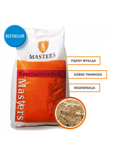 Masters Slobbermeel mesz 15kg