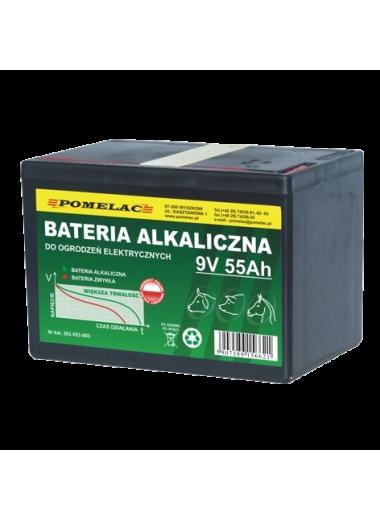 Pomelac Bateria 9V, 75 Ah 24h
