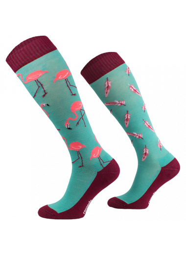 Comodo Podkoniówki Flamingi 24h