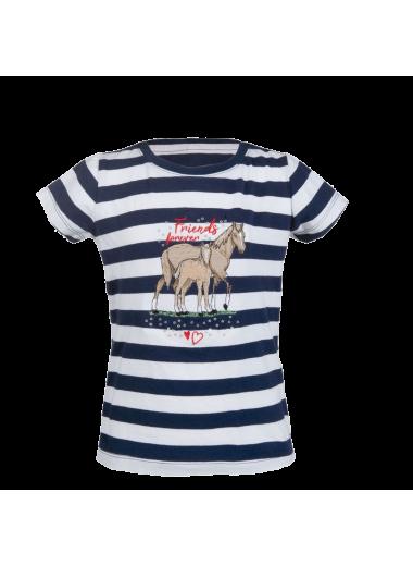 HKM T-Shirt dziecięcy Striped Navy 24h