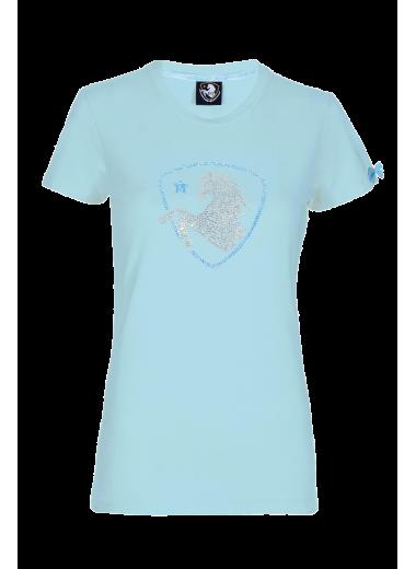 EQ.QUEEN Koszulka Natasha aquamar 24h
