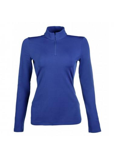 HKM Koszulka funkcyjna Basic niebieski 24h