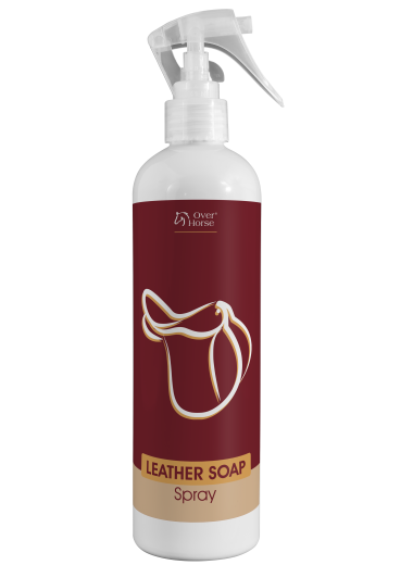 Leather Soap Spray Over Horse 24h
