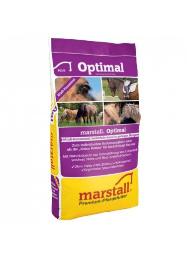 Marstall optimal musli